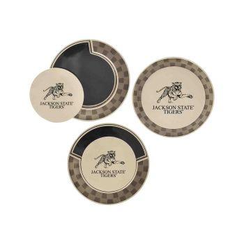 Jackson State University-Poker Chip Golf Ball Marker
