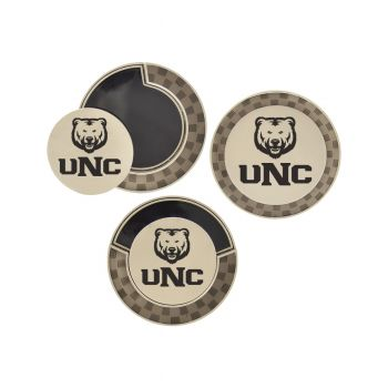 University of Northern Colorado-Poker Chip Golf Ball Marker
