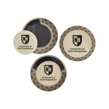 University of New Hampshire-Poker Chip Golf Ball Marker