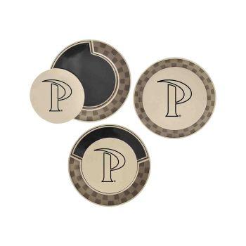 Pepperdine university-Poker Chip Golf Ball Marker