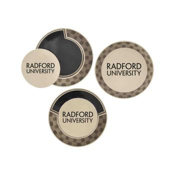 Radford University-Poker Chip Golf Ball Marker