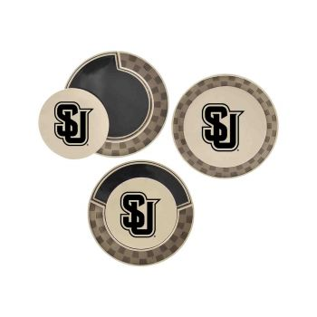 Seattle University-Poker Chip Golf Ball Marker