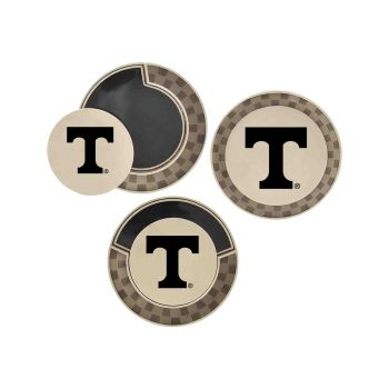 University of Tennessee-Poker Chip Golf Ball Marker