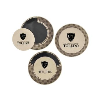 University of Toledo-Poker Chip Golf Ball Marker