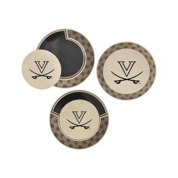 University of Virginia-Poker Chip Golf Ball Marker