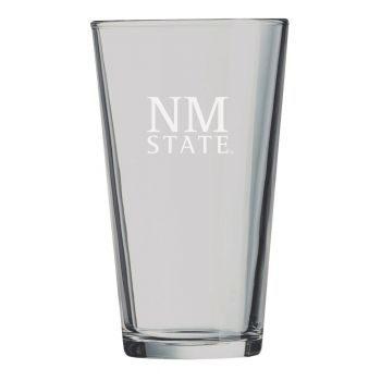 New Mexico State-16 oz. Pint Glass