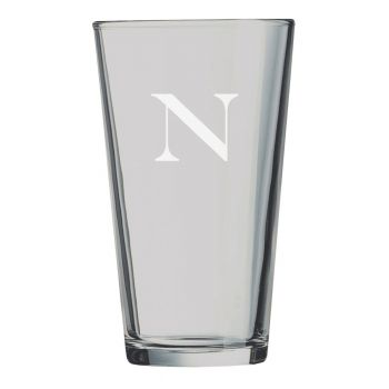 Northeastern University -16 oz. Pint Glass