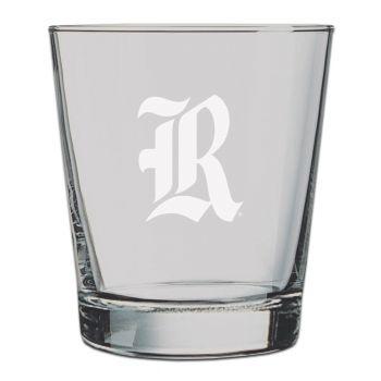 Rice University -13 oz. Rocks Glass