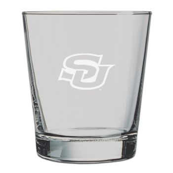 Southern University -13 oz. Rocks Glass