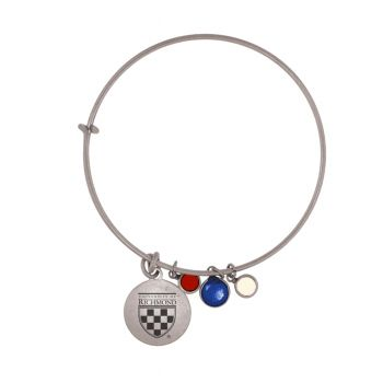 University of Richmond-Frankie Tyler Charmed Bracelet