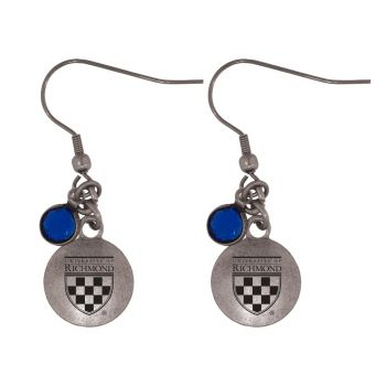University of Richmond-Frankie Tyler Charmed Earrings