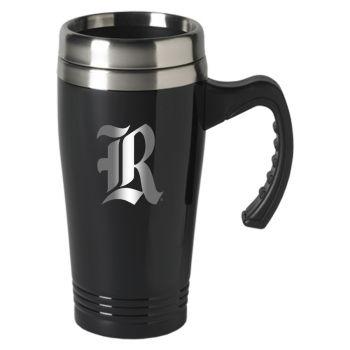 Rice University-16 oz. Stainless Steel Mug-Black