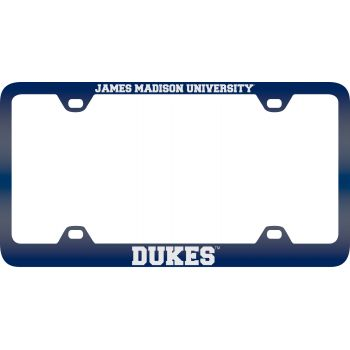 University of Tulsa-Metal License Plate Frame-Blue