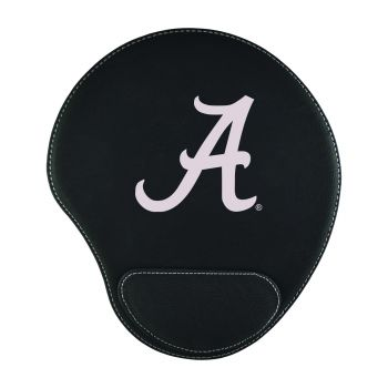 Mouse Pad with Wrist Rest - Alabama Crimson Tide