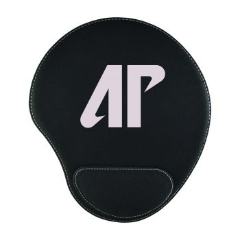 Austin Peay State University-Padded Velour Mouse Pad-Black