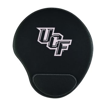 University of Central Florida-Padded Velour Mouse Pad-Black