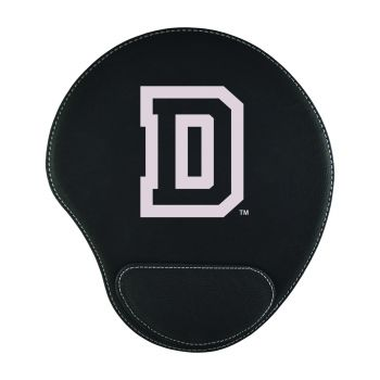 Dartmouth College-Padded Velour Mouse Pad-Black