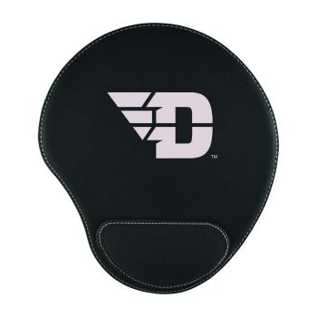 University of Dayton-Padded Velour Mouse Pad-Black