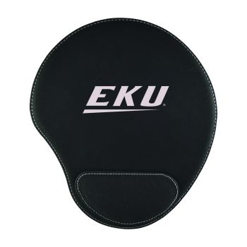 Eastern Kentucky University-Padded Velour Mouse Pad-Black