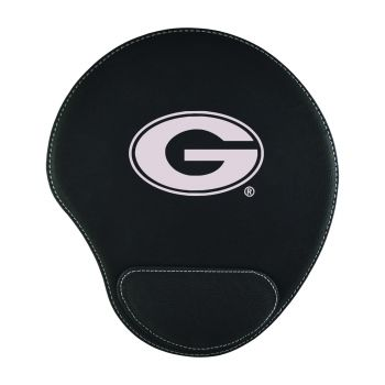 University of Georgia -Padded Velour Mouse Pad-Black