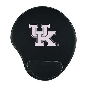 University of Kentucky-Padded Velour Mouse Pad-Black