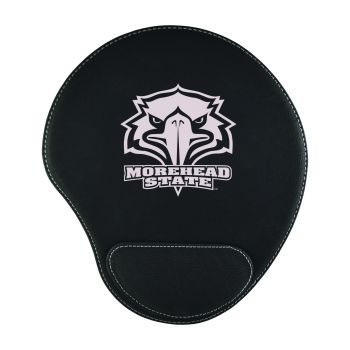 Morehead State University-Padded Velour Mouse Pad-Black