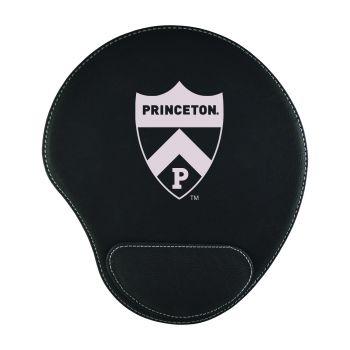 Princeton University-Padded Velour Mouse Pad-Black