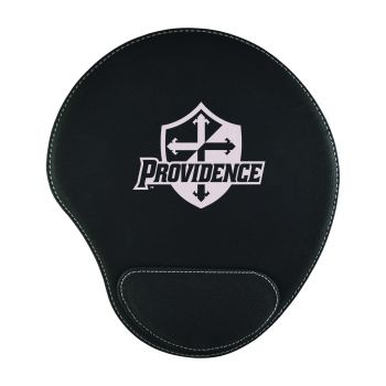 Providence College-Padded Velour Mouse Pad-Black