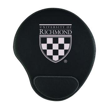 University of Richmond -Padded Velour Mouse Pad-Black