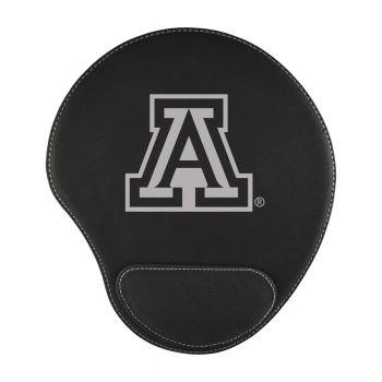 University of Arizona-Padded Velour Mouse Pad-Black