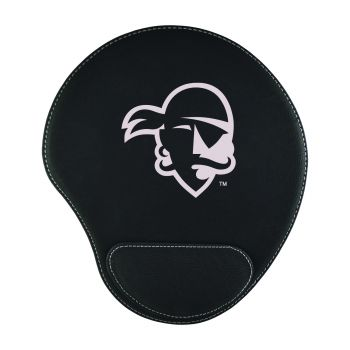 Seton Hall University-Padded Velour Mouse Pad-Black
