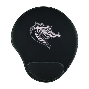 University of Alabama at Birmingham-Padded Velour Mouse Pad-Black