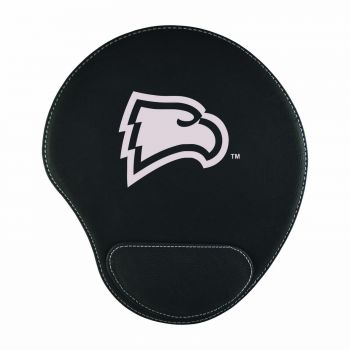 Winthrop University-Padded Velour Mouse Pad-Black