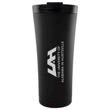 University of Alabama in Huntsville -18 oz. Tapered TumblerBlack