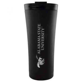Alabama State University-18 oz. Tapered TumblerBlack