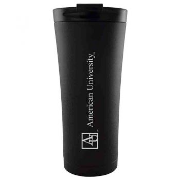 American University-18 oz. Tapered TumblerBlack
