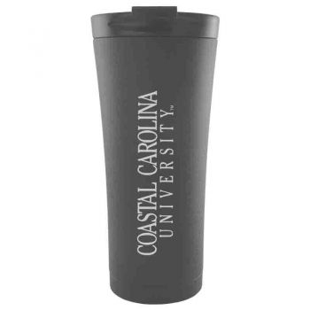 Coastal Carolina University-18 oz. Tapered TumblerBlack