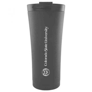Colorado State University-18 oz. Tapered TumblerBlack