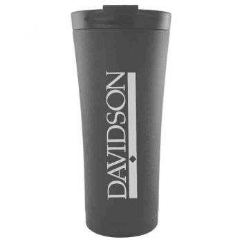 Davidson College-18 oz. Tapered TumblerBlack