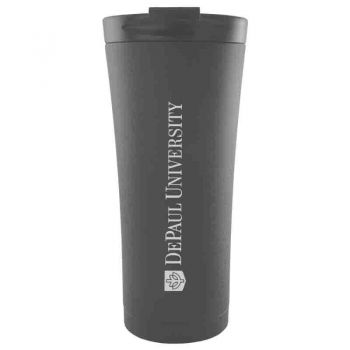 DePaul University-18 oz. Tapered TumblerBlack