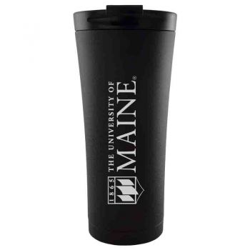 University of Maine-18 oz. Tapered TumblerBlack