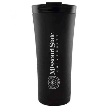 Missouri State University-18 oz. Tapered TumblerBlack