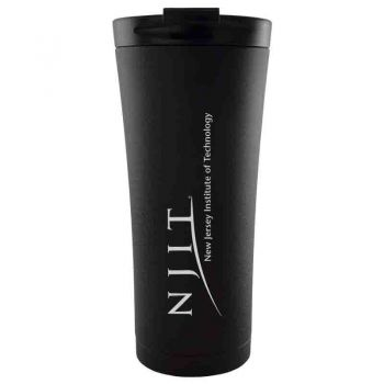 New Jersey institute of Technology-18 oz. Tapered TumblerBlack