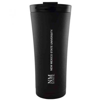 New Mexico State-18 oz. Tapered TumblerBlack