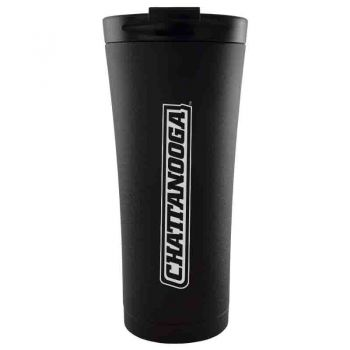 University of Tennessee at Chattanooga-18 oz. Tapered TumblerBlack