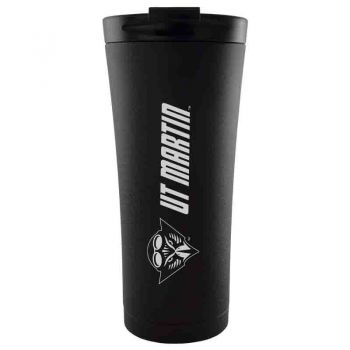 University of Tennessee at Martin-18 oz. Tapered TumblerBlack