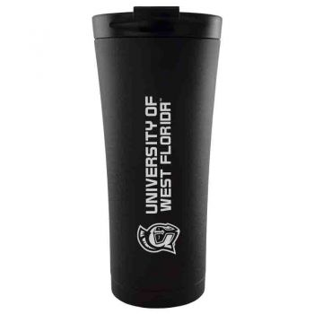 University of West Florida-18 oz. Tapered TumblerBlack
