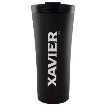 Xavier University-18 oz. Tapered TumblerBlack