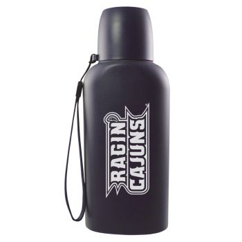 University of Louisiana at Lafayette-16 oz. Vacuum Insulated Canteen