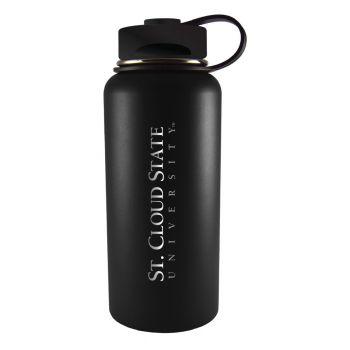 St. Cloud State University -32 oz. Travel Tumbler-Black